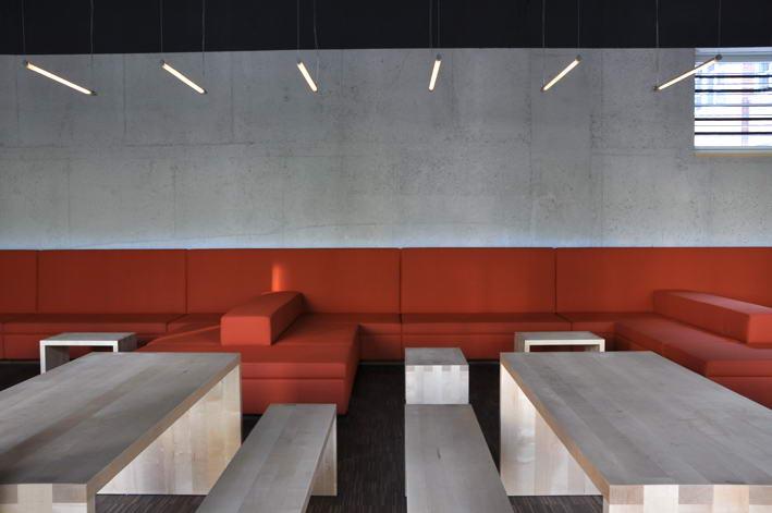 bodensteiner fest architekten luisengymnasium in m nchen. Black Bedroom Furniture Sets. Home Design Ideas
