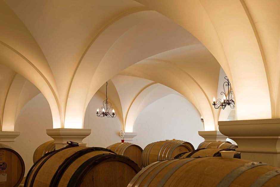 Winery ALICE HARTMANN by dagli atélier d'architecture