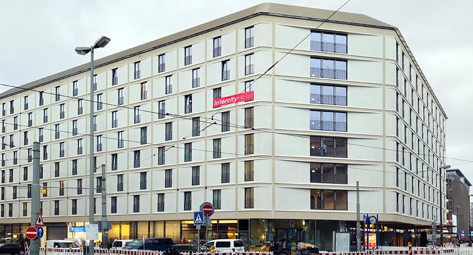 Intercityhotel Frankfurt Hauptbahnhof S 252 D Von Schneider