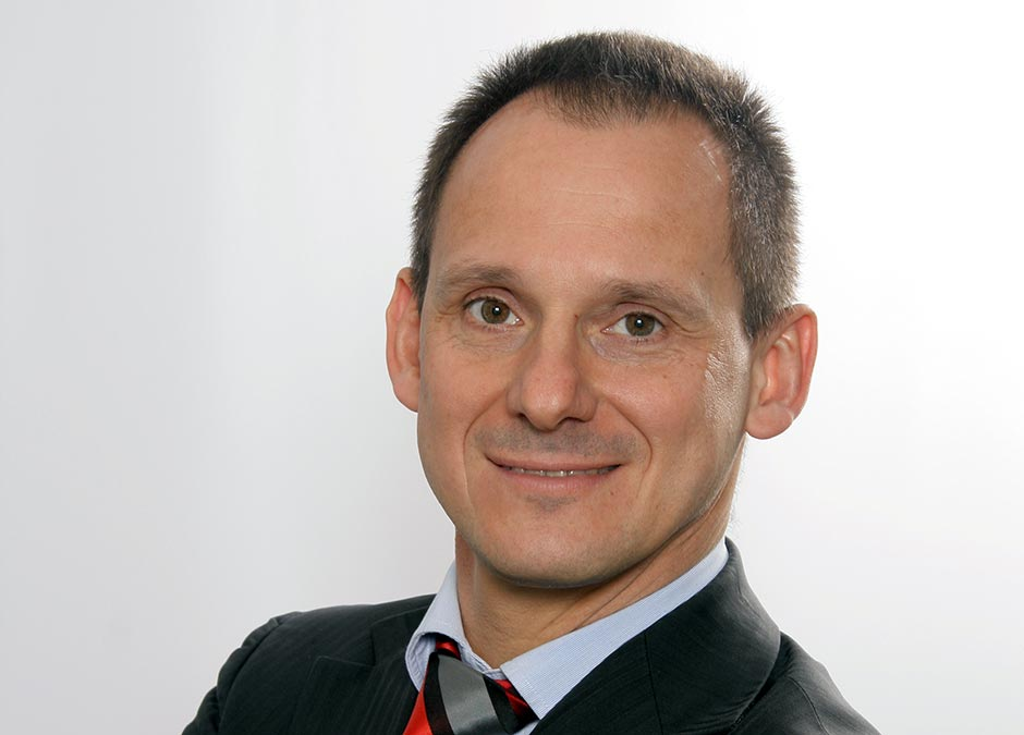 Frank Weiß, Direktor New Products, BIM & Innovation bei Oracle Construction & Engineering