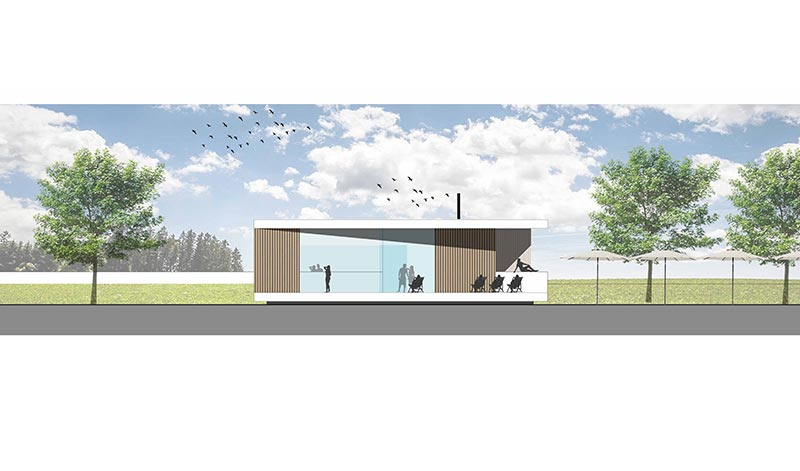 4a architekten pool box luxury 04