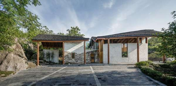 Tongling Recluse in China von RSAA Architekten