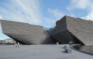 "Kengo Kuma interview: V&A Dundee museum is like a ""sea cliff"""