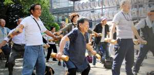 Studie Cities Alive: Designing for Ageing Communities. Bildvermerk: Yoshio Tsunoda / AFLO